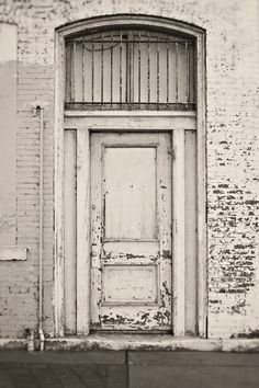 #Looking for some inspirational door ideas for your #renovation project, here's some #doors from around the world - old white doors.. http://www.myrenovationmagzine.com
