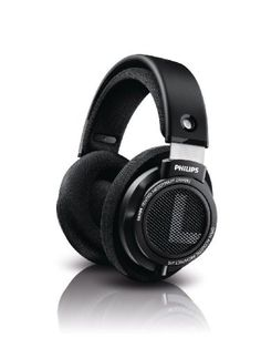New Philips SHP9500 Over Ear Hi-Fi Stereo Headphones Black Japan F S w 1c12c6862be03