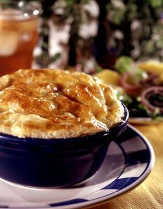 Sweet Potatoes Chicken Pot Pies