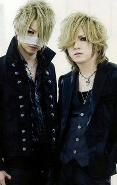 Reita. Ruki. The GazettE.