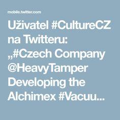 "Uživatel #CultureCZ na Twitteru: ""#Czech Company @HeavyTamper Developing the Alchimex #Vacuum Brewer https://t.co/9l2D33CLK6 via @DailyCoffeeNews #coffee @CrowdfundCentre"""