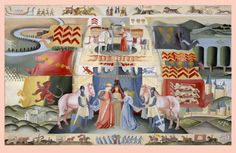 8. The Marriage of Isabel de Clare and        William Marshall