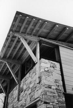 Gray Organschi Architecture-CARETAKER'S HOUSE