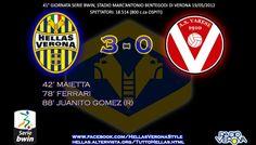 HELLAS VERONA-VARESE 3-0 Serie Bwin www.hellasveronastyle.eu
