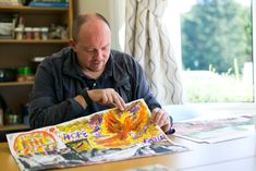 These Veterans Are Beating PTSD With Art Therapy