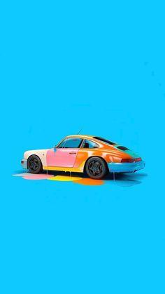 Lamborghini Cars, Porsche Cars, Ferrari, Volkswagen, Car Vector, Car Illustration, Car Colors, Car Posters, Futuristic Cars