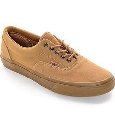 zapatos vans beige