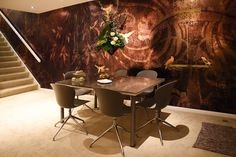 Check out Muraspec's extensive range of products. Murals, Showroom, Bespoke, The Help, Rest, Dining Table, Range, London, Check