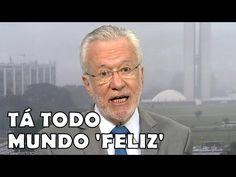 Alexandre Garcia ironiza brasileiros que comemoram o Carnaval em meio a ...