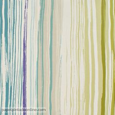 Papel pintado spirit soul 110853 papel con lineas en zic - Papel pintado de rayas verticales ...