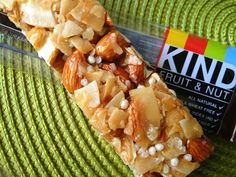Mens Health says eat KIND for a healthy snack with nuts and selected KIND Peanut Butter & Strawberry as one of the fab five snack bars that are not only healthy, but actually taste good too. Made from whole peanuts and almonds that have protein and crunch which is complimented by chewy strawberries that add sweetness while keeping sugar low.