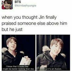 Jin is a lovely man ❤️