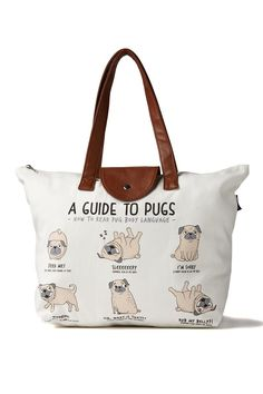 archie bag, GUIDE TO PUGS