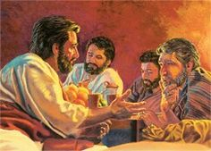 """Luke 22:28""""However, you are the ones who have stuck with me in my trials; 29And I make a covenant with you, just as my Father has made a covenant with me..."""