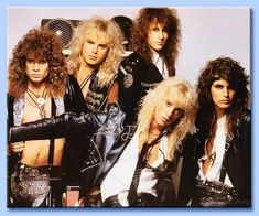 Warrant (Ciao Jani, RIP, thanks for the music!)