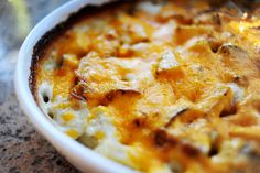 Perfect Potatoes au Gratin- The Pioneer Woman. Oh. My. Goodness. These were amazing. Made this dish for Christmas alongside a ham. Beautiful compliment & oh so rich. Family raved.