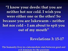 Between good and evil - Fifth Gospel