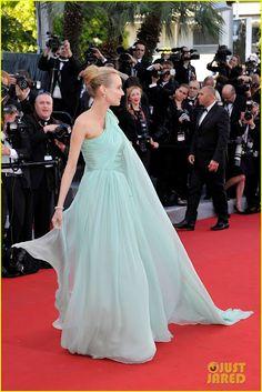 Diane Kruger - Giambattista Valli dress [Cannes 2012]