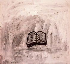 Philip Guston - Book (1968) Phil made probably 300 drawings of this book