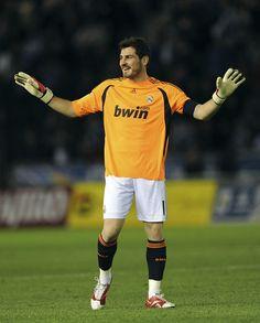 2bb951059 Iker Casillas - Tenerife v Real Madrid - La Liga Santa Cruz De Tenerife,  Portero