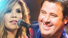 "Alison jokingly says, ""The first time I heard Vince singing the song. I thought to myself, He sounds a lot like a woman! Country Music Videos, Country Music Singers, Country Music Quotes, Country Songs, Conway Twitty, Vince Gill, Music Link, Music Bands, Allison Krause"