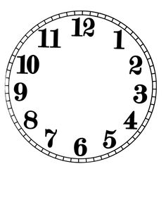 free printable clock faces for cd French Clock, Printable Quotes, Decoupage, Stencils, Diy And Crafts, Clock Faces, Printables, Clocks, Graphics