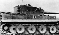 Panzerkampfwagen VI Tiger (8,8 cm L/56) Ausf. E (Sd.Kfz. 181) Nr. 131 | Flickr - Photo Sharing!