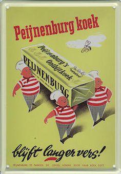 Peijnenburg koken  Dutch ad.