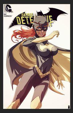 Batgirl by Creator Edgy Ziane