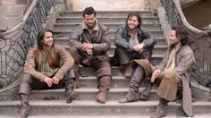New villain and story arcs - The Musketeers: Series 2 - BBC One *MUST WATCH!!! OMG!*