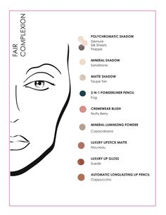 Tanya Rae's Color Tips for Fair Complexions! http://www.pinkpapayaparty.com/SAMAZING/