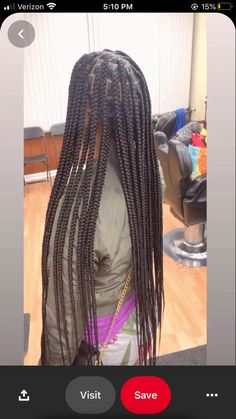 Cute Box Braids Hairstyles, Box Braids Hairstyles For Black Women, Braids Hairstyles Pictures, African Braids Hairstyles, Braids For Black Hair, My Hairstyle, Medium Hair Braids, Braids With Curls, Braid Styles For Girls