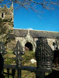 ST ERNEY | St Erney's Church | Near Landrake, Cornwall     ✫ღ⊰n