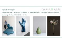 A new group show is coming! Early next month at Filser & Gräf gallery, Munich.  I will be happy to share this space with Frank Bauer, Teresa Riba and Kai-Uwe Schulte-Bunert.  #RomuloCeldran #RCstudio #RC #painting #sculpture #art #Macro #Zoom #HI_RES #Solid #Voxel #Mesh #filserundgraef