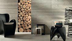 Kawałki drewna na wykończenie | kafelki Tubądzin Formwork