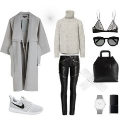 """Light As a Feather"" by fashionlandscape on Polyvore"