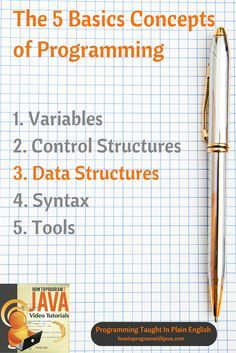 In this Java tutorial you'll learn about why it's important to consider how we store data and how we retrieve data. The type of data we're dealing with will dictate how BEST to store it. #Java #DataStructures