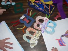 Preschool: Bugs and the letter B