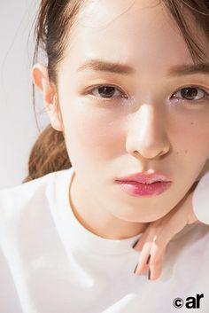 Korean Makeup Tips, Asian Makeup, Eye Makeup, Hair Makeup, Prom Makeup, Beauty Make Up, Hair Beauty, Japanese Makeup, Beauty Shots