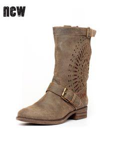 DESIGUAL BOOTS SACHA - 90,30€ : Fashion Monicapecado