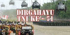 Pidato Ketum ABI Pada Peringatan HUT TNI ke-71