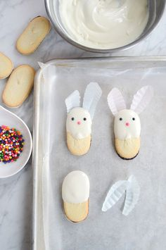 easy to make bunny c
