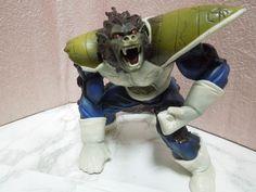 Dragon Ball Creatures 3 OHZARU Vegeta DX Figure Banpresto from Japan