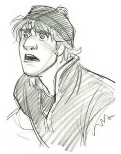 """kristoffbjorgman: """" i really feel as though we should be talking about these Jin Kim kristoff sketches okay here he is channelling his inner flynn rider got that deer-in-the-headlights. Disney Drawings Sketches, Drawing Sketches, Art Drawings, Drawing Ideas, Sketching, Character Poses, Character Drawing, Disney Style, Disney Art"""