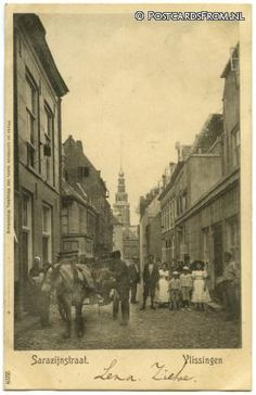 Vintage Photography, Old Pictures, Holland, Roots, Places, Painting, Nostalgia, Antique Photos, Dutch Netherlands