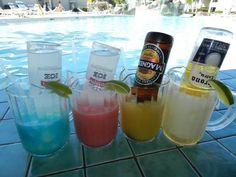 Billy Bones pool bar at Treasure Island Resort in Grand Cayman - Beergaritas! Margarita Cocktail, Cocktail Drinks, Alcoholic Drinks, Grand Cayman Island, Cayman Islands, Billy Bones, Freedom Of The Seas, Western Caribbean, Turning 30