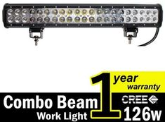 Specifications: Brand : TMH ® Quantity : (Black Painted , All Aluminum housing) LED Power : Cree XB-D) Voltage : 12 - DC Color temperature: Luminosity: 13000 Lm IP rating: Lifespan > working hours Applications: Off-Road vehicles purpose : UTV, Sand r. Off Road Led Lights, Boat Lights, Led Street Lights, Best Led Light Bar, Led Work Light, Led Light Bars, Sand Rail, Rescue Vehicles, Boat Accessories