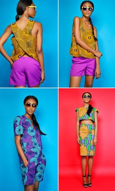 Dopeness from Dpipertwins - Fly Check out Latest Ankara Styles and dresses >> http://www.dezangozone.com/