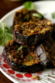 South Indian Eggplant Curry by cooking.nytimes #Curry #Eggplant