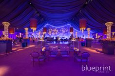 San Francisco Symphony Opening Night Gala 2014 designed by Got Light and Blueprint Studios.